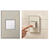 This item: White Pop-Out 1-Gang Outlet