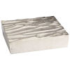 This item: Silver Small Greenwich Container