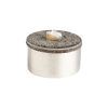 This item: Windsor Nickel Small Container