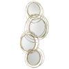 This item: Silver Radius Mirror