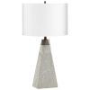 This item: Gunmetal Carlton Table Lamp