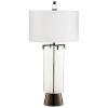 This item: Bronze Bauer Table Lamp