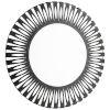 This item: Graphite Sun Dial Mirror