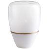 This item: Aged Brass Savoye Table Lamp