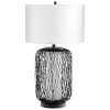 This item: Pewter Nexus Table Lamp