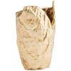 This item: Gold Bolivar Vase