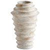 This item: Whitewashed 10-Inch Giorgio Vase