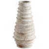 This item: Whitewashed 9-Inch Giorgio Vase