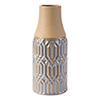 This item: Tall Two-Tone Bottle Gray