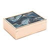 This item: Blue Stone Box Large Blue