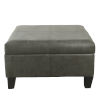 This item: Gray 28-Inch Bench