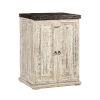 This item: Margarita Vintage White Wine Cabinet