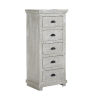 This item: Willow Gray Chalk Lingerie Chest