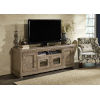 This item: Willow Weathered Gray 74-Inch Entertainment Console