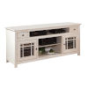 This item: Emerson Hills White 74-Inch Entertainment Console