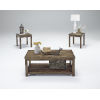 This item: Silverton Driftwood 3-Piece Occasional Table Set