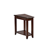 This item: Chairsides II Medium Cherry Chairside Table