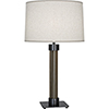 This item: Todd Deep Patina Bronze with Brass Mesh Accents 30-Inch One-Light Table Lamp