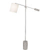 This item: Campbell white One-Light Floor Lamp