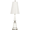 This item: Jonathan Adler Versailles Lily Lacquered Paint with Polished Nickel Accents 33-Inch One-Light Table Lamp