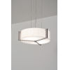 This item: Apex Weathered Gray 17-Inch LED Pendant with Jute Shade