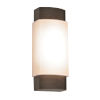 This item: Charlotte Oil-Rubbed Bronze LED Wall Sconce