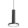 This item: Luna Black Eight-Inch LED Mini Pendant