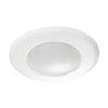 This item: Slim White Six-Inch LED Flush Mount