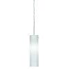 This item: Soho Satin Nickel 4000K 120V LED Mini Pendant with White Shade
