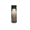 This item: Vasari Black Five-Inch LED Outdoor Wall Sconce