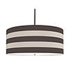 This item: Capri Hand Rubbed Bronze 277V LED 24-Inch Pendant