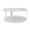 This item: Bazaar White 36-Inch Coffee Table