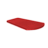 This item: Generations Arm Table-Red