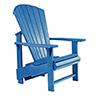 This item: Generations Upright Adirondack Chair-Blue