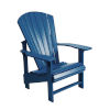 This item: Generation Navy Patio Upright Chair
