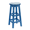This item: Generations Barstool -Blue