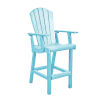 This item: Generation Aqua Patio Pub Arm Chair