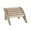 This item: Generations Footstool-Beige