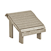 This item: Generations Premium Footstool-Beige
