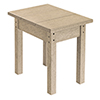 This item: Generations Small Side Table-Beige