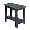 This item: Generations Tapered Style Accent Table-Black