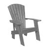 This item: Capterra Casual Driftwood Outdoor Adirondack Chair