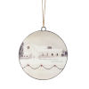 This item: Holiday Farm Scene Disc Ornaments, Set of 12