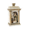 This item: Tan and Brown 15-Inch Holy Family in Arch