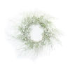 This item: Green and White Pine and Berry Wreath