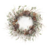 This item: Holiday Pine and Berry Wreath