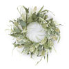 This item: Green and White 24-Inch Mini Berry Wreath