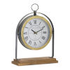 This item: Pocketwatch Style Clock on Stand