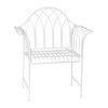 This item: White Garden Chair