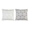 This item: Grey and White Pillow, Set of 2
